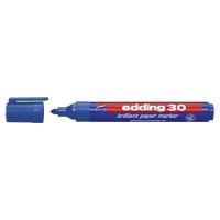 Bild 30 Brilliant paper marker - nachfüllbar, 1,5 - 3 mm, blau