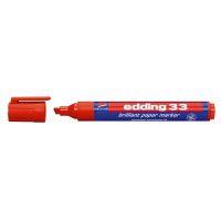 Bild 33 Brilliant paper marker - nachfüllbar, 1 - 5 mm, rot