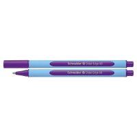Bild Kugelschreiber Slider Edge - Kappenmodell, XB, violett