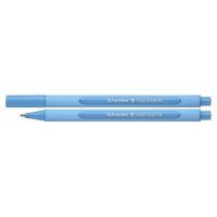 Bild Kugelschreiber Slider Edge - Kappenmodell, XB, hellblau
