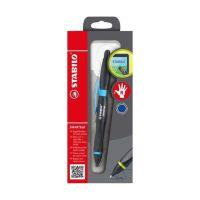 Bild SMARTball® 2.0 - Kugelschreiber mit Touchscreen-Funktion, R, schwarz/blau