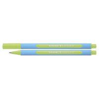 Bild Kugelschreiber Slider Edge - Kappenmodell, XB, hellgrün