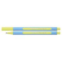 Bild Kugelschreiber Slider Edge - Kappenmodell, XB, gelb