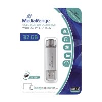 Bild USB Stick 3.1 Kombo-Speicherstick, mit USB Type-C™ Stecker - 32 GB