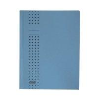 Bild Sammelmappe chic, Karton (RC), 320 g/qm, A4, 10 mm, blau