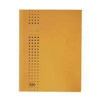 Bild Sammelmappe chic, Karton (RC), 320 g/qm, A4, 10 mm, gelb