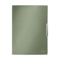 Bild 3977 Eckspannermappe Style, A4, PP, seladon grün