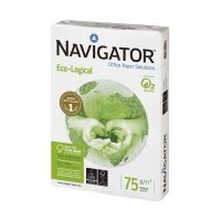 Bild Eco-Logical - A4, 75 g/qm, weiß, 500 Blatt