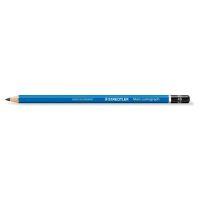 Bild Bleistift Mars® Lumograph® - 4B, blau
