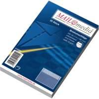 Bild Briefumschläge C6 (162x114 mm), ohne Fenster, selbstklebend, 72 g/qm, 25 Stück