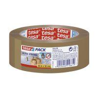 Bild Verpackungsklebeband tesapack® Ultra Strong, PVC, 66 m x 38 mm, braun