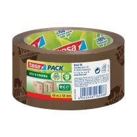 Bild Verpackungsklebeband tesapack® Eco & Strong, PP, 66 m x 50 mm, braun