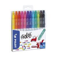 Bild Faserstift FriXion Colors, 0,4 mm, 12 Farben im Etui