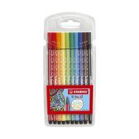 Bild Fasermaler Pen 68 - Etui, 10 Farben