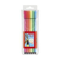Bild Fasermaler Pen 68 - Etui, 6 Farben