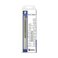 Bild Noris® digital Stift Stylus - mit EMR-Technologie, gelb/schwarz
