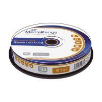 Bild DVD+R - 4.7GB/120Min, 16-fach/Spindel, Packung mit 10 Stück