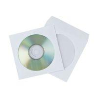 Bild CD-Papierhüllen - weiß