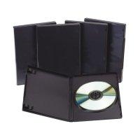 Bild DVD Leerhüllen - Hardbox für 1 DVD inkl. Booklet