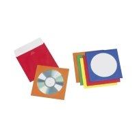 Bild CD/DVD-Hüllen - Papier, farbig sortiert