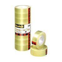 Bild Klebeband Transparent 550, Polypropylenfolie, Bandgröße 33 m x 19 mm, 8 Rollen