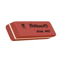 Bild Radierer RW40 - 58 x 20 x 8 mm, rot