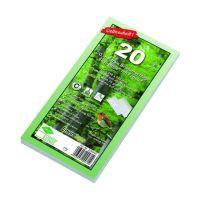 Bild Briefumschlag Envirelope, DIN lang, haftklebend, 75 g/qm, mit Fenster, 20 Stück