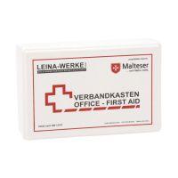 Bild Betriebsverbandkasten Office-First Aid - inkl. Wandhalterung - Kunststoff