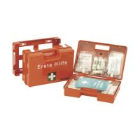 Bild Erste-Hilfe-Koffer SAN - DIN 13169 - orange