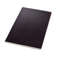 Bild Notizblock CONCEPTUM® - ca. A4, kariert, 120 Seiten, schwarz, Softcover