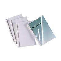 Bild Thermomappe - A4, 10 mm/90 Blatt, weiß, 100 Stück