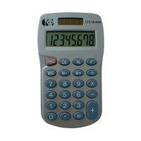 Bild Solar-Taschenrechner CD-8096, grau, 8-stellig