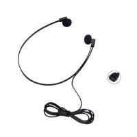 Bild Kopfhörer de Luxe für Grundig 24600 Diktiersysteme - schwarz