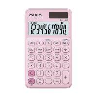 Bild Taschenrechner SL-310 - Solar-/Batteriebetrieb, 10stellig, LC-Display, pink