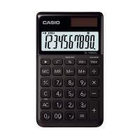 Bild Taschenrechner SL-1000 - Solar-/Batteriebetrieb, 10stellig, LC-Display, schwarz