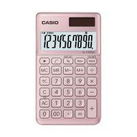 Bild Taschenrechner SL-1000 - Solar-/Batteriebetrieb, 10stellig, LC-Display, pink
