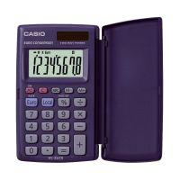 Bild Taschenrechner HS-8VER, Solar/Batterie, Größe: 62,5 x 104 x 10 mm