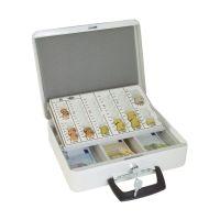 Bild Geldzählkassette Europa - 315 x 245 x 95 mm, grau/weiß