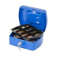 Bild Geldkassette - 205x160x85mm - blau