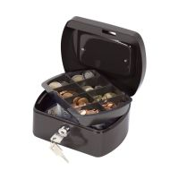 Bild Geldkassette - 205x160x85mm - schwarz