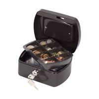 Bild Geldkassette - 255x200x85mm - schwarz