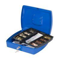 Bild Geldkassette - 325x235x85mm - blau