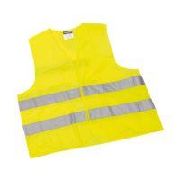 Bild Pannen-Warnwesten - Klettverschluß - gelb