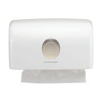 Bild Aquarius® Handtuchspender 28,7 x 15,9 x 14 cm (B x H x T), Kunststoff, weiß