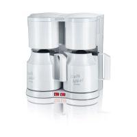 Bild Duo Kaffeemaschine - Thermo, weiß