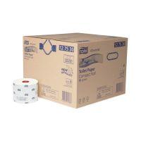 Bild Toilettenpapier Midi für T6 System - weich, 2-lagig, 27 Rollen á 100 m
