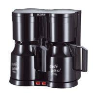 Bild Duo Kaffeemaschine - Thermo, schwarz