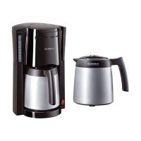 Bild Kaffeemaschine - zwei Thermokannen, schwarz/silber