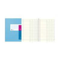 Bild Spaltenbuch mit festem Kopf - Größe: A4, 3 Spalten, 40 Blatt