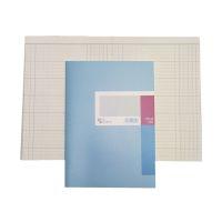 Bild Spaltenbuch mit festem Kopf - Größe: A4, 1 Spalte, 40 Blatt